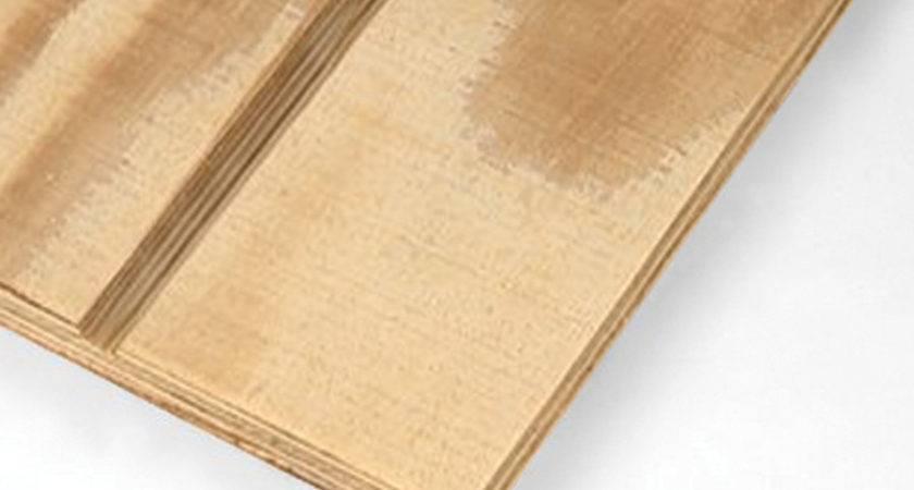 Shop Plytanium Center Untreated Wood Siding