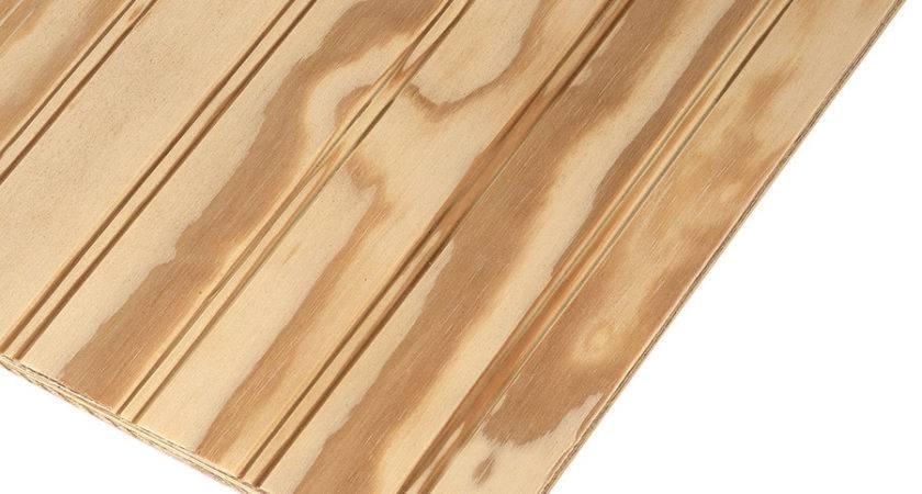 Shop Plytanium Ply Bead Natural Rough Sawn Syp Plywood