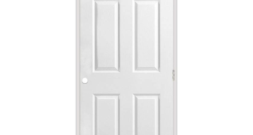 Shop Reliabilt Classics Panel Single Prehung Interior