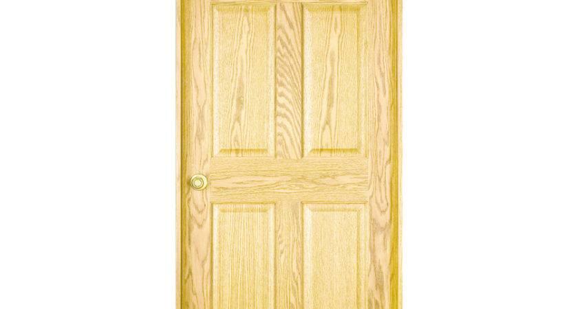 Shop Reliabilt Panel Solid Wood Left Hand Interior
