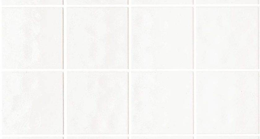 Shop White Ceramic Style Tile Board