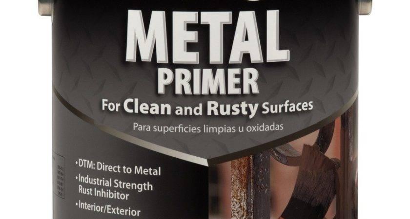 Shop Zinsser Metal Interior Exterior Oil Primer Actual