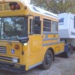 Short School Bus Camper Conversion Fresh