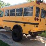 Short School Bus Diesel One Ton Axles Lifted