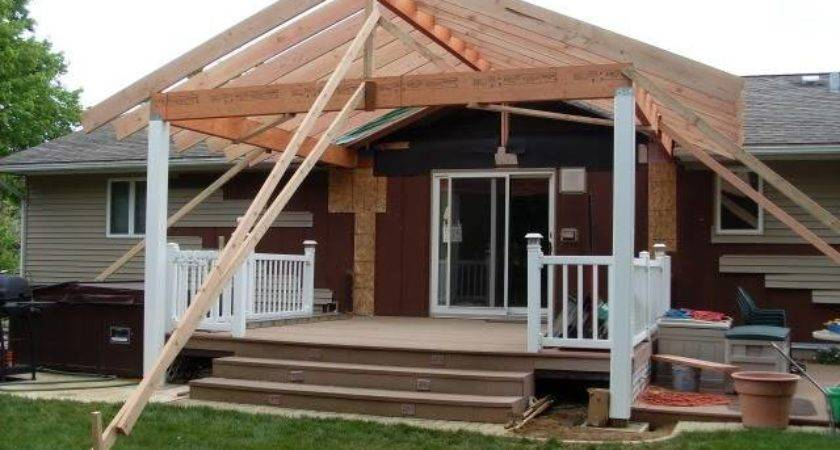 Should Put Roof Over Deck