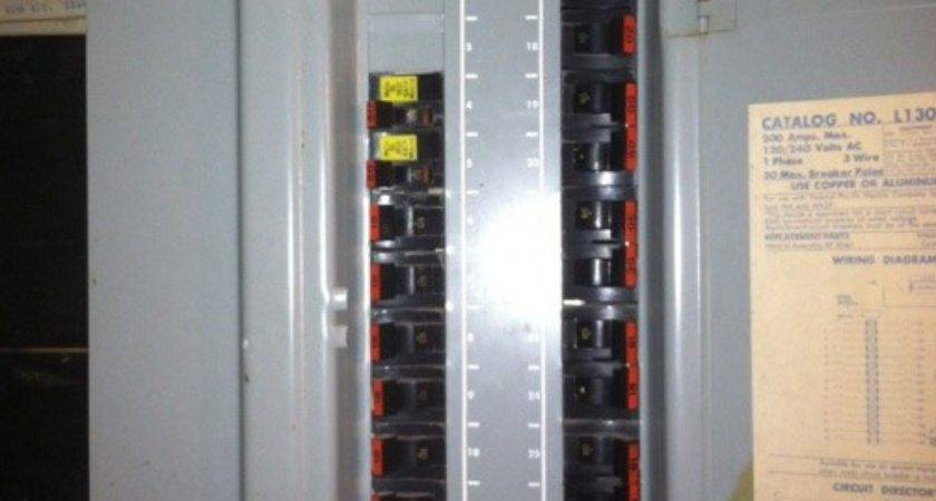 Should Replace Federal Pacific Breaker Panel