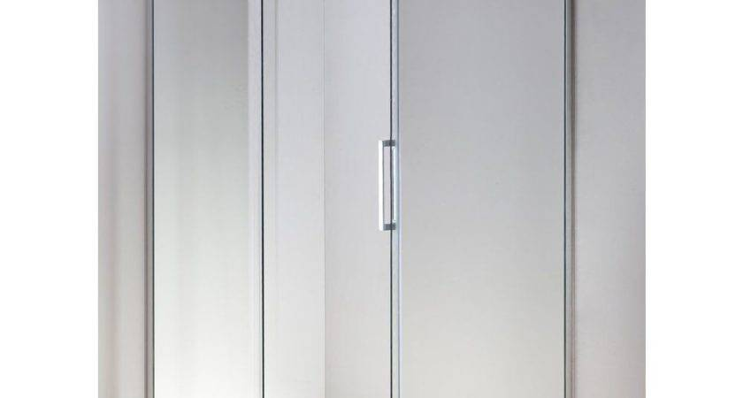Shower Screen Frameless Glass Sliding Door