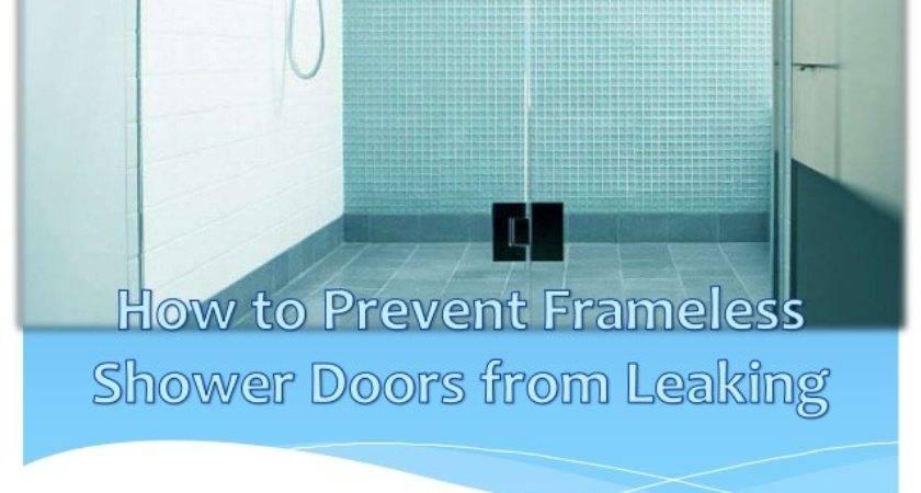 Shower Sealing Panel Avoid Leaking Water
