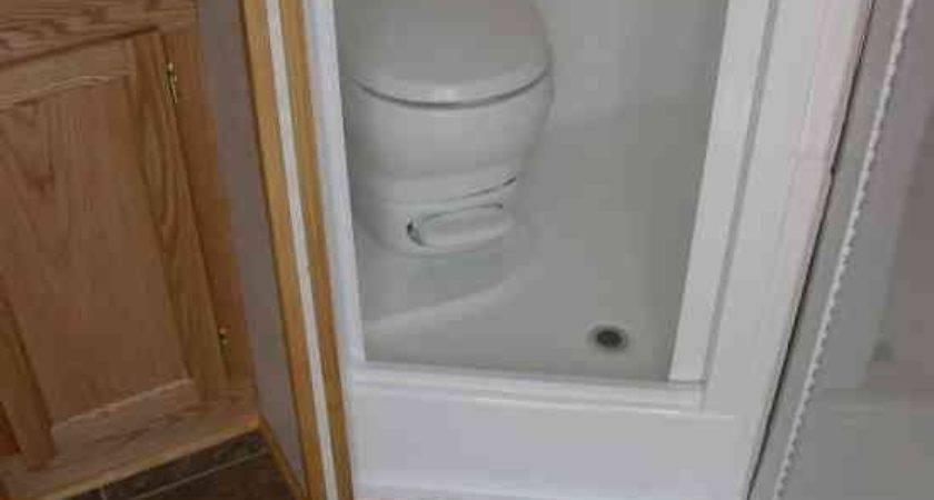 Shower Toilet Combo Kit Sink