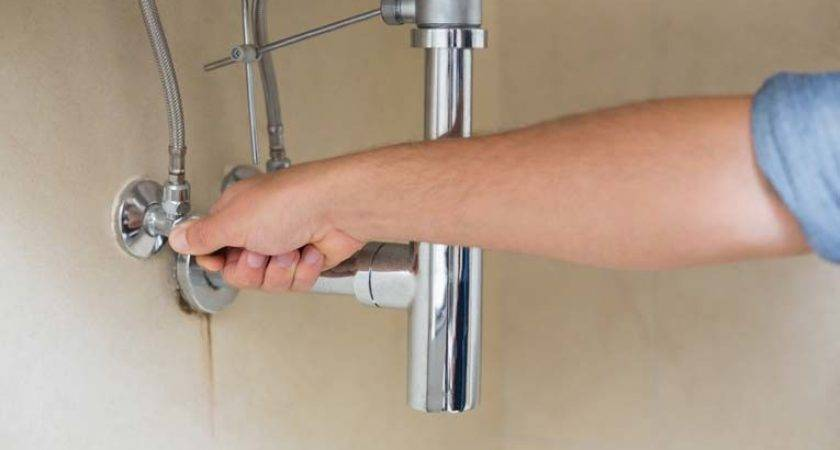 Shut Off Water Fixture Your House