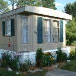 Shutter Month Club Mobile Home Woman