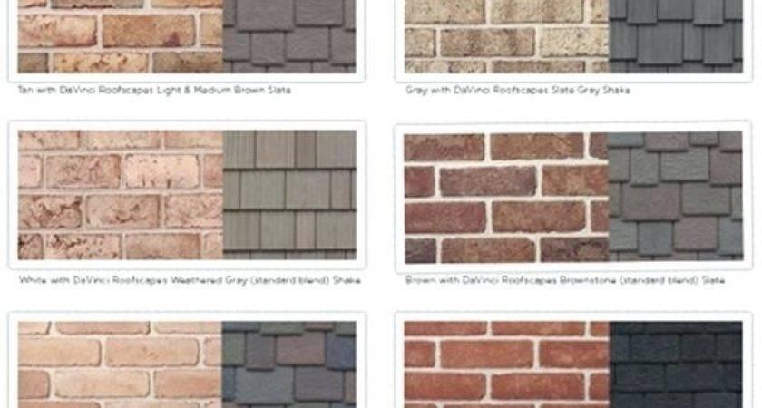 Siding Brick Combinations Mobiledave