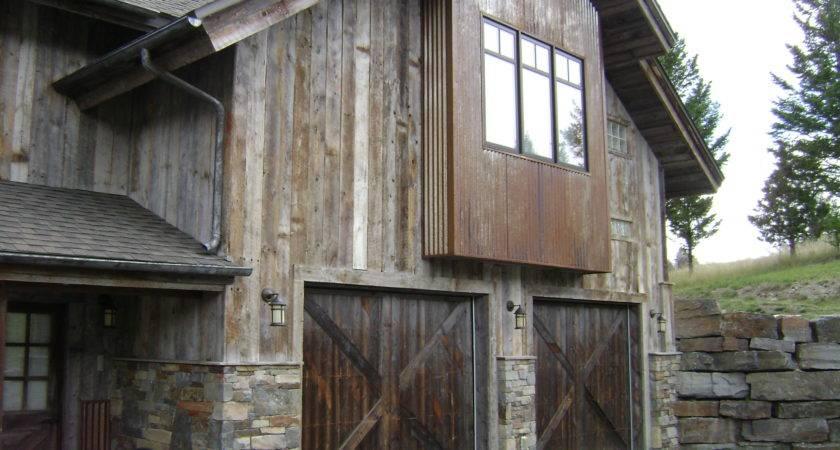 Siding Idaho Reclaimed Lumber