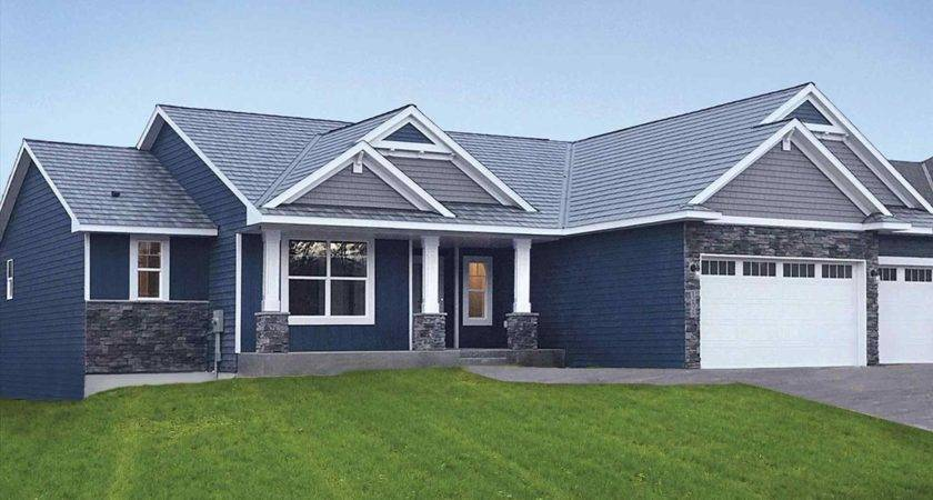 Siding Metal Roof Color Combinations Home Design