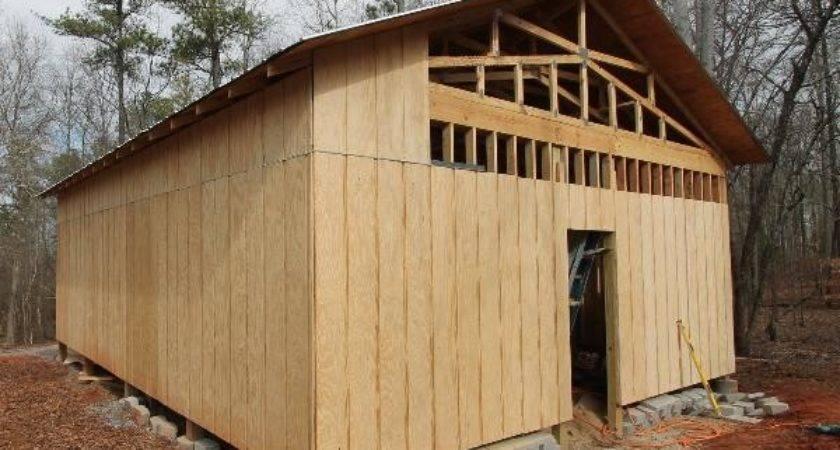 Siding Options Horse Barns