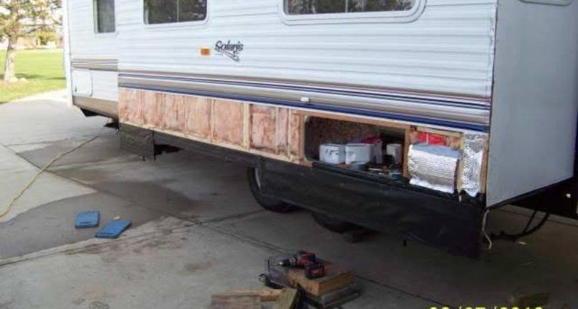 Siding Repairs Camper Repair