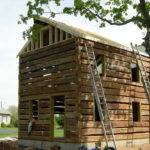 Siding Repairs Log Cabin Repair