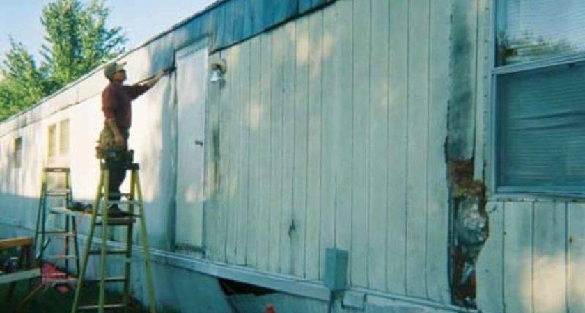Siding Repairs Mobile Repair