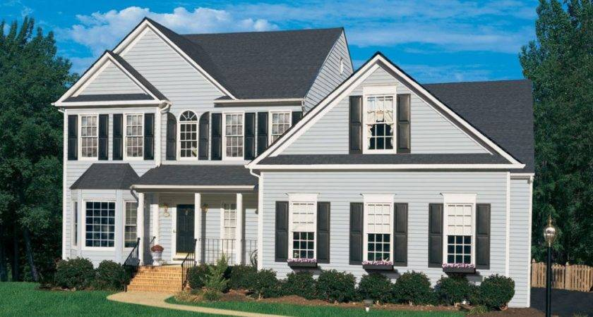 Siding Vinyl Choice Windows