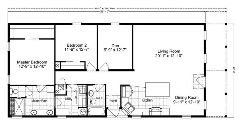 Siesta Key Floor Plan Palm Harbor