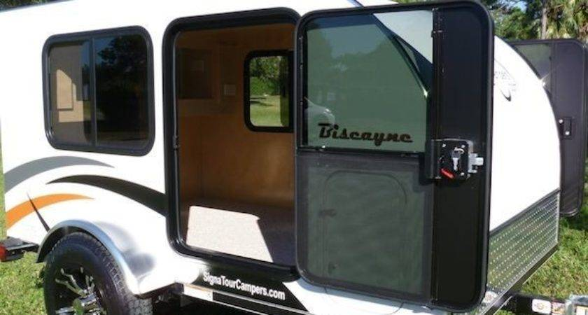 Signatour Campers Hand Made Teardrop Trailers Tampa