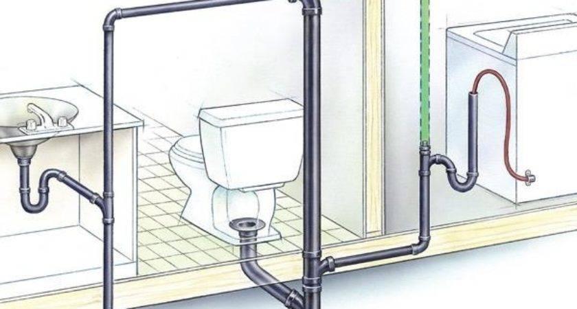Signs Poorly Vented Plumbing Drain Lines