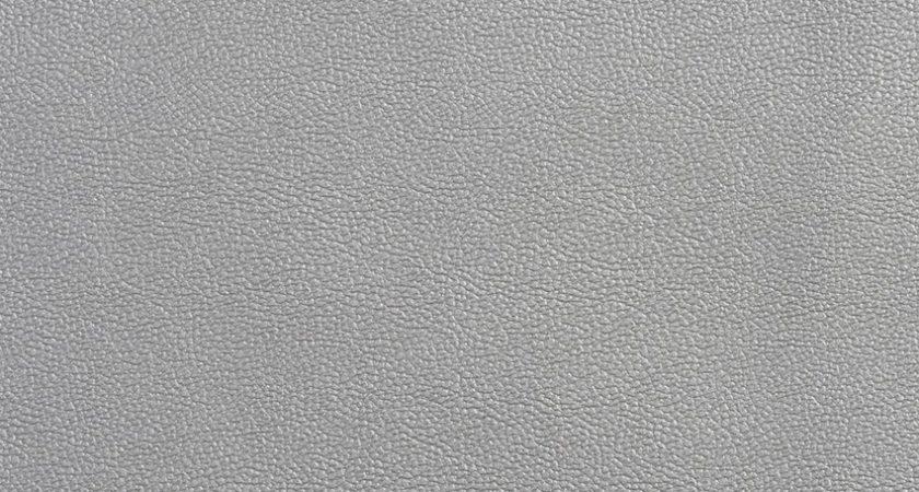 Silver Gray Plain Light Animal Hide Texture Automotive