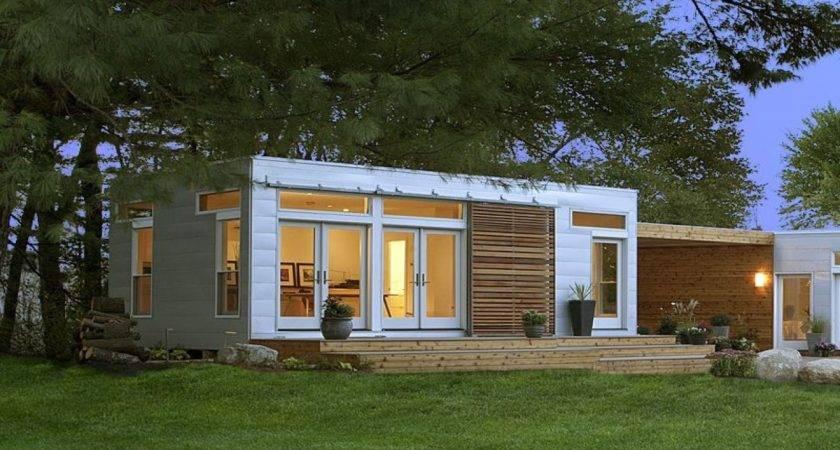Simple Bedroom Design Small Space Prefab Green