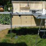 Simple Camper Trailer Kitchens Diy Assistro
