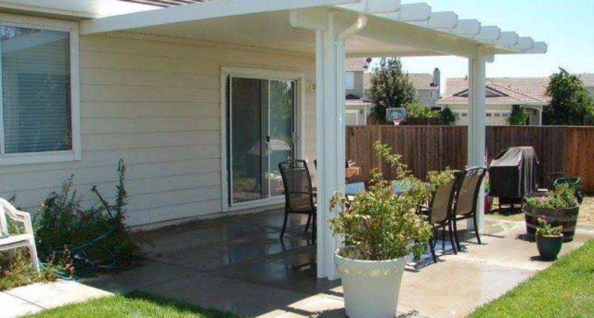 Simple Covered Patio Design Ideas Outdoor
