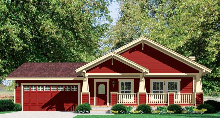 Simple Craftsman Style Modular Homes Design But Has