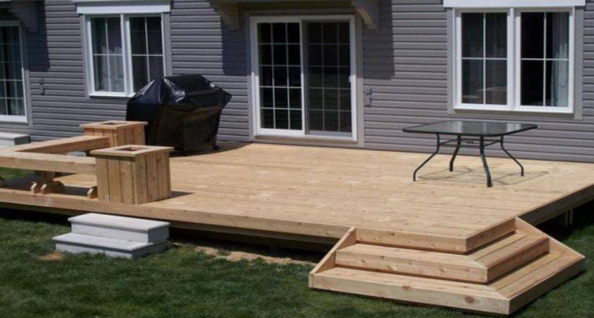 Simple Deck Plans Pin Pinterest Pinsdaddy