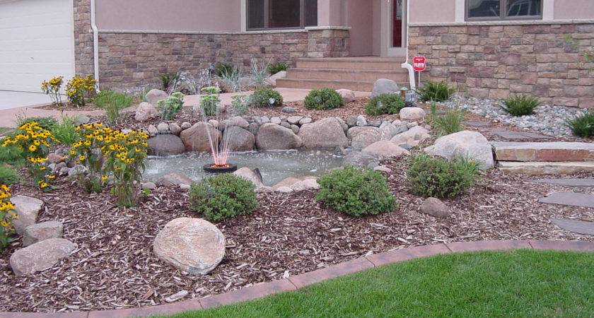 Simple Diy Front Yard Landscaping House Design