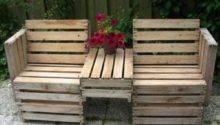 Simple Diy Pallet Bench Designs Wooden Furniture