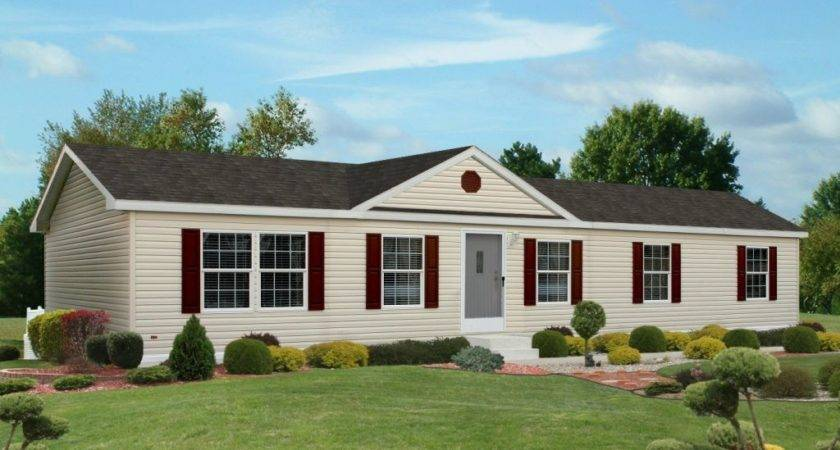 Simple Double Wide Homes Ideas