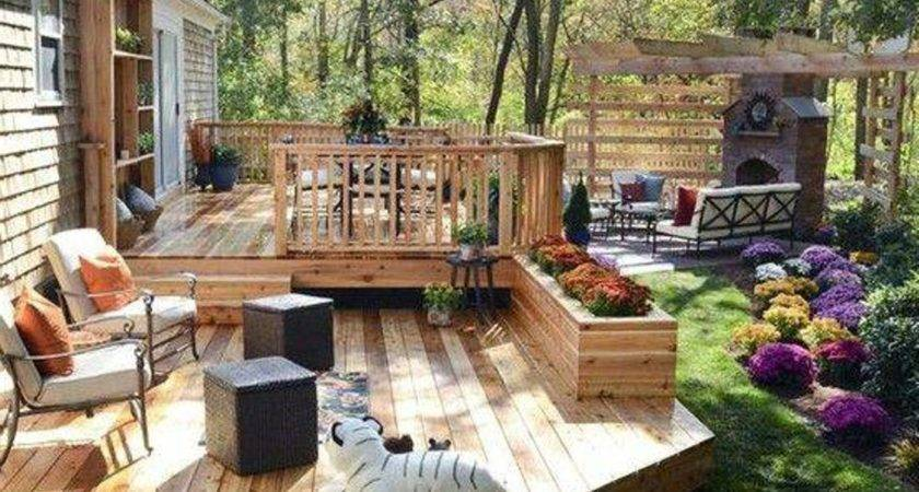 Simple Easy Backyard Privacy Ideas Midcityeast