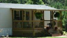 Simple Front Porch Designs Manufactured Home Design