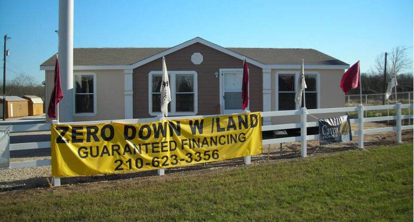 Simple Manufactured Homes San Antonio Texas Placement