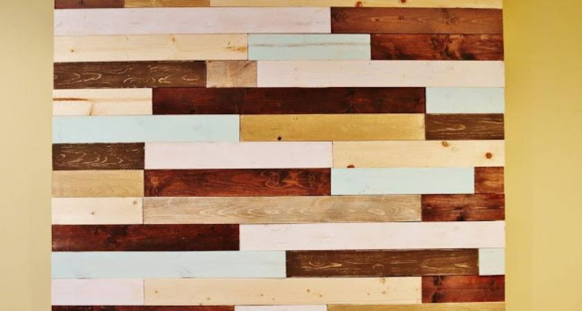 Simple Modest Chic Pallet Board Wall Decor