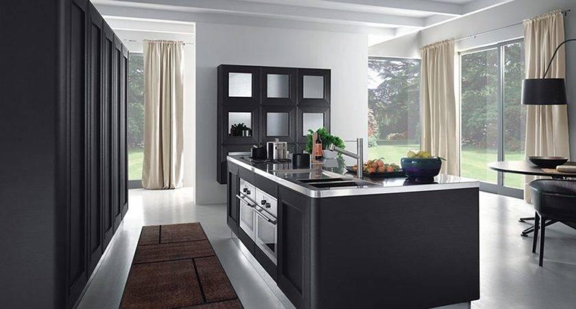 Simple Practical Modern Kitchen Designs