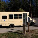 Simple Short Bus Conversion Lots Diy Inspiration