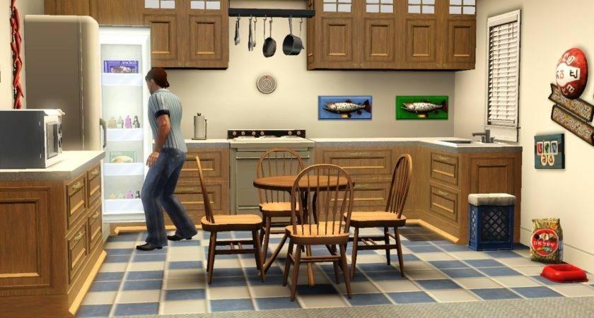 Sims Blog Bachelor Pad Cameranutz