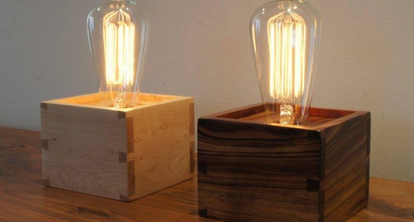 Single Bulb Edison Lamps Claremont Designs
