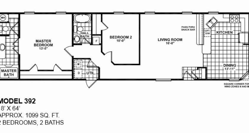 Single Wide Floor Plans Elegant Mobile Homes