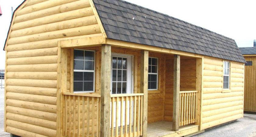 Single Wide Log Cabin Mobile Homes Ideas