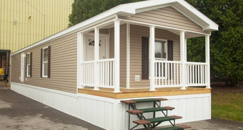 Single Wide Mobile Home Village Homes
