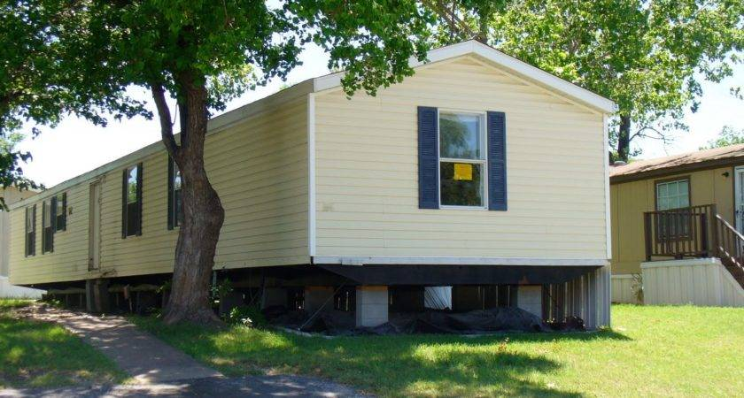 Singlewide Mobile Home Park Bank Owned