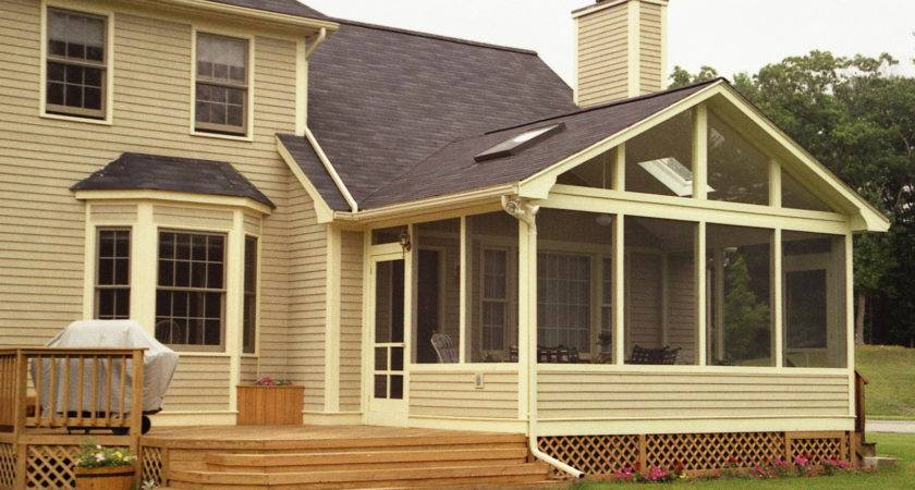 Six Kinds Porches Your Home Suburban Boston Decks