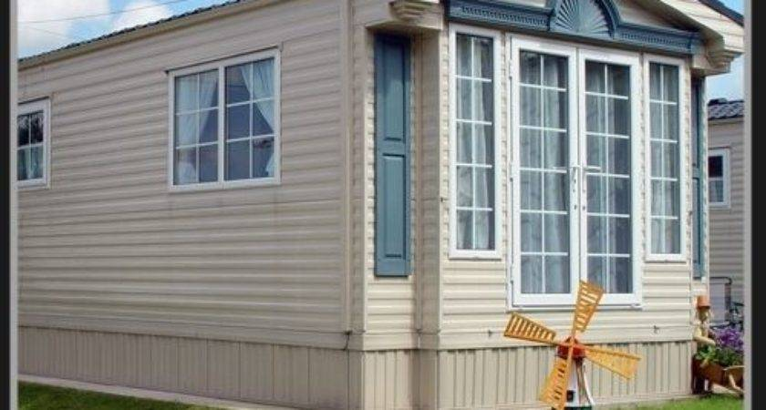 Skirting Kit Beige Static Caravan