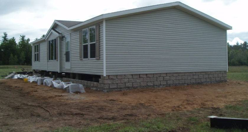 Skirting Mobile Homes Home Ideas Design